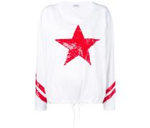 P.A.R.O.S.H. T-Shirt mit Stern-Print