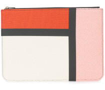 Clutch in Colour-Block-Optik