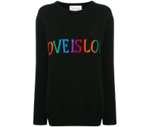 'Love is Love' Pullover