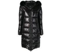 Alia padded coat