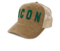 'Icon' Baseballkappe mit Kordeinsätzen