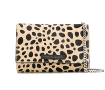 'Selene' Cutch mit Animal-Print