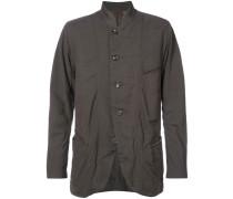 Jacke mit rundem Ausschnitt
