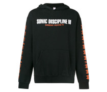 'Sonic Discipline III' Kapuzenpullover