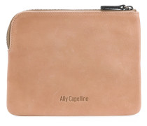 Jan top zip wallet