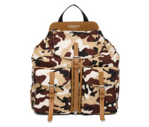 Rucksack mit Camouflagemuster