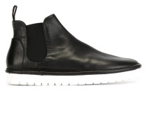 Chelsea-Boots mit Gummisohle