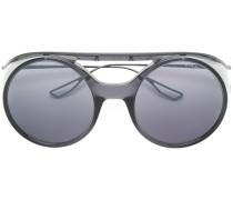 Runde 'Nacht' Sonnnenbrille
