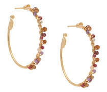 Calliope hoop earrings