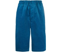Chino-Shorts aus Cord