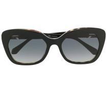 'Serpenti' Cat-Eye-Sonnenbrille
