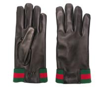 Handschuhe mit Web
