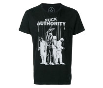 'Fuck Authority' T-Shirt