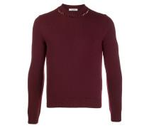 'Iconic' Pullover mit Nieten