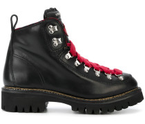 Hiking-Boots mit runder Kappe