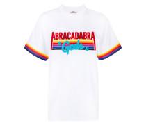 """T-Shirt mit """"Abracadabra""""-Motiv"""