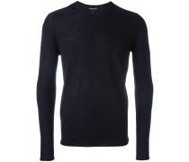 Klassisches Woll-Sweatshirt