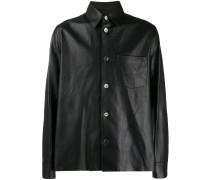 Klassisches Lederhemd