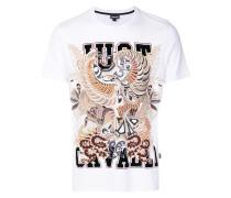 front printed T-shirt