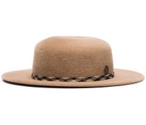 Verzierter Hut