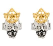 'King Skull Show Off' Manschettenknöpfe