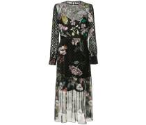 layered embellished dress