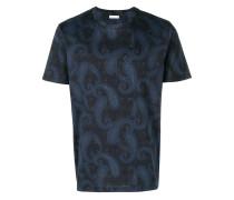 T-Shirt mit Paisleymuster