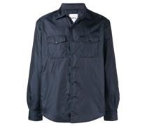 shirt style wind-breaker jacket
