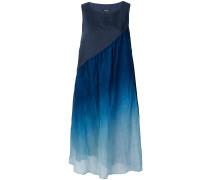 sleeveless faded dress