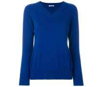 double back cashmere sweater