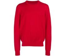 Pullover mit Ellbogenpatches