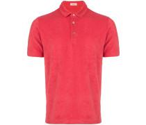 terry polo shirt