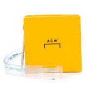 A-Cold-Wall* Mini Schultertasche mit Logo