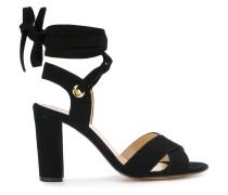 ankle tie Cancun sandals