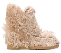 Stiefel mit Shearling-Futter