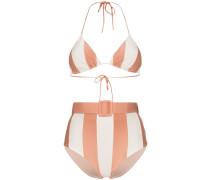 Gestreifter 'Porto' Bikini