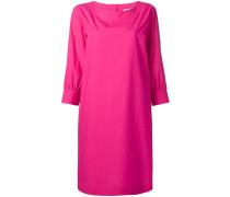 Kleid mit Cropped-Ärmeln