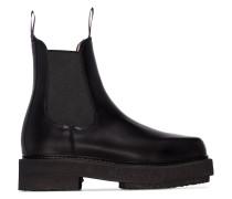 Chealsea-Boots mit Stretcheinsätzen