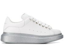 Oversized-Sneakers mit Glitter