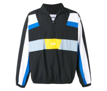 Sweatshirt mit halblangem Reißverschluss