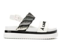 Cosmic II x Melissa sandals