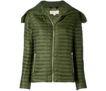 long sleeved zipped jacket