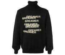 'Dreamer' Pullover mit Rollkragen