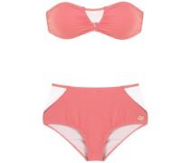 Bikini mit Bandeau-Top