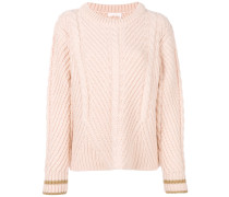 cable knit sweater - Unavailable