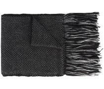 Schal mit kleinem Muster