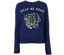 'Hear Me Roar' Sweatshirt