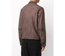 'Refractaire' Hemdjacke aus Leinen