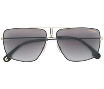aviator-shaped sunglasses