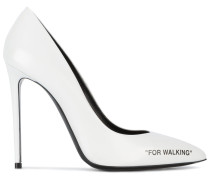 White For Walking 115 pumps